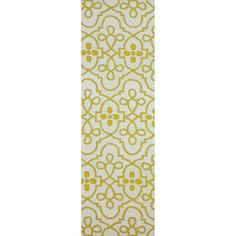 @Overstock - nuLOOM Hand-hooked Transitional Lattice Yellow Wool Runner Rug (2'6 x 8') - Add a unique appeal to your home with this hand-hooked wool rug. Designed with petit-point stitches to enhance its aesthetic value.  http://www.overstock.com/Home-Garden/nuLOOM-Hand-hooked-Transitional-Lattice-Yellow-Wool-Runner-Rug-26-x-8/8646734/product.html?CID=214117 GBP              80.08