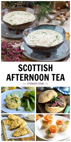 Host an easy Scottish Afternoon Tea with these authentic and easy afternoon tea recipes and ideas. Rustically simple foods with hearty abundance. Perfect for splendid autumn days and chilly winter afternoons. An Easy Scottish Afternoon Tea to Remember Sandwich Bar, Roast Beef Sandwich, Sandwich Ideas, Scottish Dishes, Scottish Recipes, Irish Recipes, Afternoon Tea Recipes, Afternoon Tea Parties, Scotch