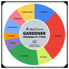 Find out your gardening personality type and learn how your strengths and weaknesses are impacting the performance of your vegetable garden. Your Strengths And Weaknesses, Personality Types, Vegetable Garden, Gardening Tips, Over The Years, The Dreamers, Learning, Vegetables Garden, Studying