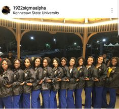 Welcome Sigma Alpha Chapter of Sigma Gamma Rho Sorority  @ Kennesaw State University Spr 18