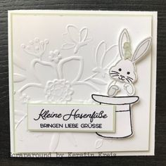Bunny Greetings - GDP # 142 Global Design Project   Stampin 'Up! with Kerstin Kreis