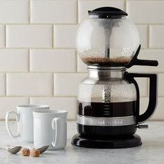 KitchenAid Siphon Coffee Brewer #CoffeeBrewer