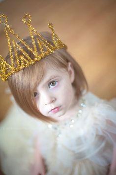 Birthday princess photo shoot!