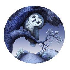 'Owlie' by Hannah Tuohy