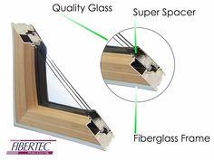 Triple vs. Double Pane Windows-The Pros and Cons of Double and Triple Glazing Fiberglass Windows | Fibertec Windows & Doors Manufacturing