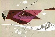 Charley Harpers illustration