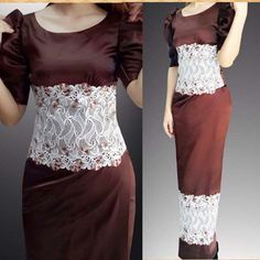 :-) Dress Sewing Tutorials, Dress Sewing Patterns, Clothing Patterns, Myanmar Traditional Dress, Traditional Dresses, Samoan Designs, Polynesian Designs, Island Outfit, Island Wear