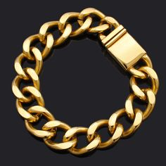 16mm Width Fashion 316L Stainless Steel Gold Hand Chain for Men Bracelet High Quality Charm Elegant men jewelry BB666
