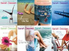 Read all these and adored them all! Just Listen and Someone Like You are my faves though