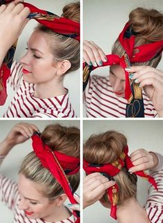 Life-Changing Sock Bun Hacks, Tips and Tricks that'll Save You from the Summer Heat