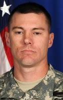1st Sgt. Kenneth B. Elwell. 3-21 Infantry Regiment, 1st Stryker Brigade Combat Team, 25th Infantry Division of Fort Wainwright, Alaska. 1SG Elwell was 33 years old and from Holland, Pennsylvania. He died July 17, 2011 when attacked with an IED in Kandahar, Afghanistan.