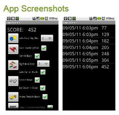 We use this app to time the robot run and tally the score for our First Lego League Team