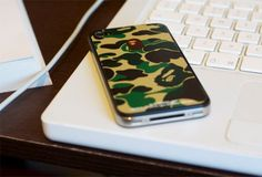 Bape iPhone cover