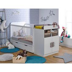 Lit bébé combiné et évolutif madrid La Redoute Interieurs | La Redoute Madrid, Cot Bedding, Beds Online, Cribs, Beautiful Homes, Toddler Bed, House, Furniture, Home Decor