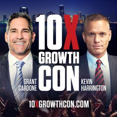 Global Innovator & Entrepreneur @HarringtonKevin will be lighting up the stage at  http://10XGrowthCon.com This event WILL sell out #businesspic.twitter.com/gITJAgBO0u