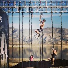 Looking to enter an obstacle course race like the Spartan or Tough Mudder. Check out our 12 Week Training guide to get ready! #spartanrace #mudrn