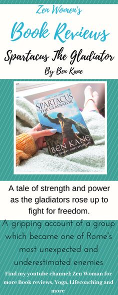 Spartacus by Ben Kane, Book review.   #spartacusbookreview #benkanebookreview Fight For Freedom, Spartacus, Book Reviews, Book Recommendations, Good Books, Reading, Youtube, Blog, Good Reading Books