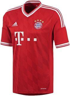 2013-14 Bayern Munchen Kit