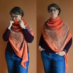 Orange Orange, Turtle Neck, Sweaters, Fashion, Wayfarer, Knit Shawls, Wool, Kleding, Moda