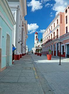 Voyage à Cienfuegos, Cuba