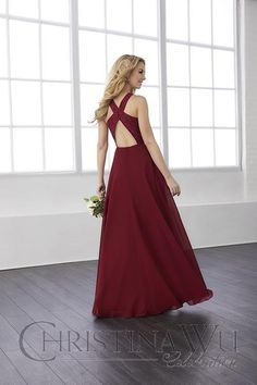 bridesmaid dresses with unique backs available at Spotlight Formal Wear!