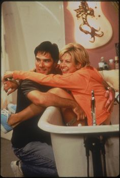 Dharma and Greg - we have a longstanding debate at home on which of us is more like Dharma vs Greg!