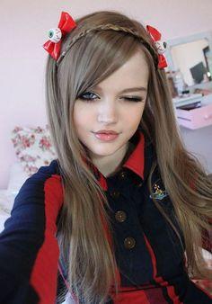 Dakota Rose - Living doll cute style