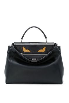 Fendi Monster Eyes Peekaboo Bag - Amazing. If only I had an extra six grand lying around. Sigh.
