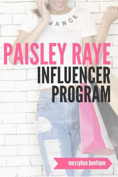 Are you a content creator on social media?  We want you to help promote Paisley Raye and earn up to 18% commission! We are a women's clothing brand that has stylish, made in America clothes for women of all sizes.