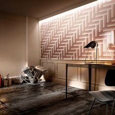 Our new pink feature tiles available in our Adelaide showroom. Room Wall Tiles, Bar Interior Design, Iris, Pink Tiles, Feature Tiles, Drawing Room, Blinds, Flooring, Hairstyle