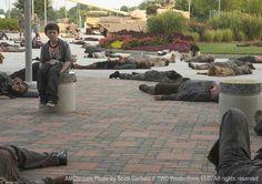 The Walking Dead Season 1 Behind the Scenes Photos