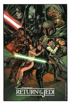 Get Inspired! — Star Wars Trilogy | Manuel Morgado - Follow...