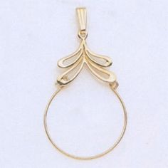 Chains-and-Charms | Traditional Charms | (43-0064-SS) Charm Holder