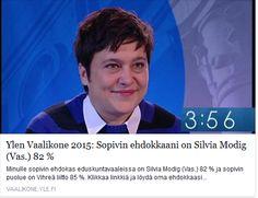 ★ Brilliant Blue ★ Kerranki meni just niin kuin piti. Ei tarvitse pohtia, että joutuis pohtimaan ketä äänestää. https://www.facebook.com/anu.riipi