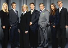 Loved Boston Legal...where did James Spader go?