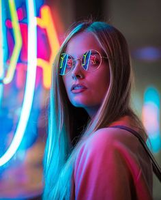 Glitter In The Air Lyrics Refferal: 8774383496 Neon Lights Photography, Colour Gel Photography, Glitter Photography, Night Photography, Creative Photography, Photography Tips, Portrait Photography, Fashion Photography, Photo Grid