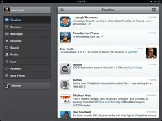 Tweetbot For iPad Now Available In The App Store, Get Downloading!