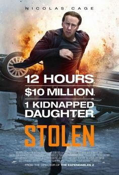 Stolen (2012) movie #poster, #tshirt, #mousepad, #movieposters2