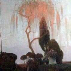 Guido Marussig - Salice piangente, 1907