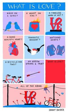 What is #Love?