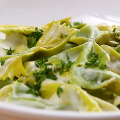 Two-Toned Farfalle