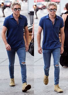 Niall in NYC