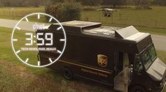 UPS delivers on truck-drone hybrid (The 3:59 Ep. 182)     - CNET                                                     UPS                                                  Delivery drones arent expected to reach the mainstream for years if they ever do but thats not stopping many companies from testing out the new technology.  On todays podcast we delve into UPS test of a drone built into a delivery truck. The set-up could save drivers both gas and time especially along rural routes.  We also…