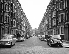 East London in the 1960s