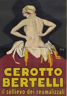 Cerotto Bertelli by Achille Luciano Mauzan