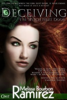 ★★ Review: Deceiving the Witch Next Door by Melissa Bourbon Ramirez || pinkindle.net