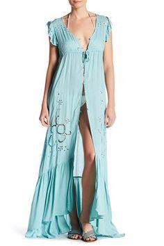 Krawwang Eyelet Dress