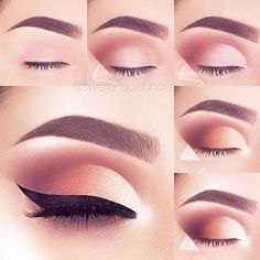 Makeup tutorials for brown eyes are extremely versatile, and when you just thought that you found your perfect one, we storm in with a bunch of new ideas!