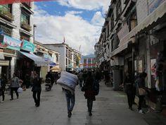 西藏 拉薩  八角街