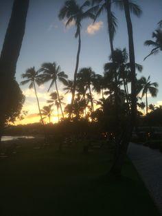 Sunset Lihue #Hawaii2016